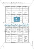 Quadratische Funktionen Preview 1