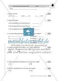 Einführung in die Bruchrechnung: Klassenarbeit 1 (leicht) Preview 1