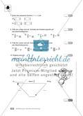 Einführung in die Bruchrechnung: Klassenarbeit 1 (leicht) Preview 2
