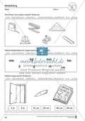 Mathematik, Größen & Messen, Längen, Längenmaße, Messen, größen und messen