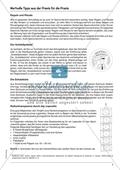 Anfangsunterricht - Regeln und Rituale für die Organisation und Durchführung Unterrichts. Preview 1
