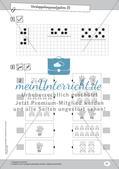 Mathematik, Zahlen & Operationen, Zahldarstellung, verdoppeln, additive Zerlegung, zahlenraum bis 10