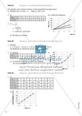 Bewegungen von Körpern - Geradlinig gleichförmige Bewegungen erkunden Preview 2
