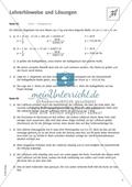 Auflagedruck - Zusammenhang zwischen Kraft, Fläche und Druck Preview 2