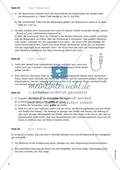 Hydraulik - Arbeitsblatt mit Erklärung und Aufgabe Preview 2