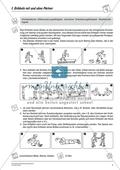 Sport, soziale Fähigkeiten, Partner, koordination, dribbeln