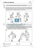 Aktivierende Übungen zur Verbesserung der Koordination - Dribbeln mit und ohne Partner. Preview 2