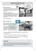Physik_neu, Sekundarstufe II, Wärmelehre, Thermische und mechanische Eigenschaften der Materie, Phasenübergänge