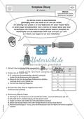 Wärmelehre - Komplexe Übung zum Bau einer Wärmeuhr Preview 1