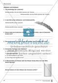 Physik_neu, Sekundarstufe I, Mechanik, Mechanik der Flüssigkeiten und Gase, Grenzflächen von Flüssigkeiten