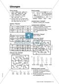 Picture Puzzles: Haustiere. Arbeitsmaterial mit Lösungen Preview 2