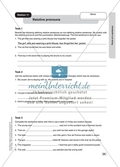 Grammar: relative pronouns. Worksheet and solution Preview 1