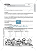 Our street: revision. Worksheet and solution Preview 1