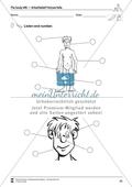 Book About Me: The body (schweres Niveau). Material mit Erläuterungen Preview 7