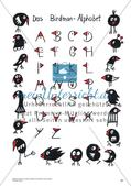 Das Birdman-Alphabet Preview 3