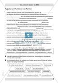 Aufgaben und Funktion von Parteien: Arbeitsmaterial mit Erläuterungen Preview 2