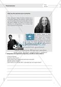 Presentaciones - Eine Vorstellung der eigenen Person verfassen Preview 1