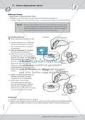 Wirbellose Tiere - Versuch zur akustischen Wahrnehmung von Regenwürmern Preview 2