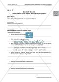 Informationen präsentieren: Vorbereitung eines Referats zum Thema