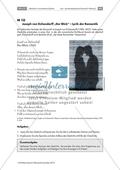 Deutsch_neu, Primarstufe, Sekundarstufe I, Sekundarstufe II, Literatur, Literarische Gattungen, Lyrik, Romantik