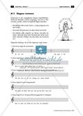 Welche Melodie passt zum Solgan? - Arbeitsblatt mit Informationstext und Aufgaben zur Erfindung von Melodien für Slogans. Preview 1