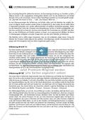 Der persisiche Markt - Arbeitsblätter mit Notenfassungen und Aufgaben zur musikalischen Darstellung der Markttreibenden. Preview 11