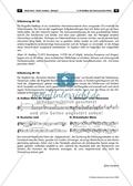 Arbeitsblatt mit Aufgaben zum Vergleich von Ketèlbey's