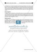 Das Ende des Märchens - Arbeitsblätter mit Partitur, Text, Aufgaben und didaktischen Hinweisen zur Verwandlung des Biests. Preview 3