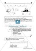 Eigene Kompositionen von Wassermusik - Arbeitsblatt mit Aufgaben zur Vorbereitung eines