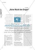 """""""Keine Macht den Drogen"""" Preview 1"""