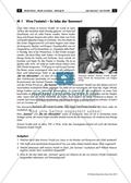 Antonio Vivaldi - Arbeitsblätter mit Infotext zum Leben und Werk von Vivaldi, Aufgaben und Test zum Text und Lösung Preview 1