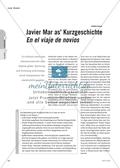 Javier Marías' Kurzgeschichte