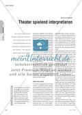 Theater spielend interpretieren Preview 1