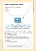 Pequeña guía para cartas formales Preview 2