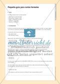 Pequeña guía para cartas formales Preview 3