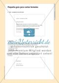 Pequeña guía para cartas formales Preview 4