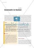 Grammatik im Kontext Preview 1