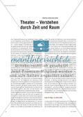 Theater – Verstehen durch Zeit und Raum Preview 1