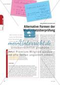 Alternative Formen der Wortschatzüberprüfung Preview 1