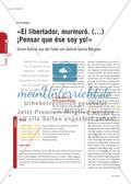 «El libertador, murmuró. (…)» ¡Pensar que ése soy yo! - Simón Bolívar aus der Feder von Gabriel García Márquez Preview 1