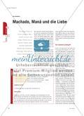 Machado, Maná und die Liebe Preview 1