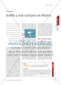Graffiti y arte callejero en Madrid Preview 1