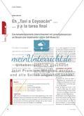 """En """"Taxi a Coyoacán"""" … y a la tarea final - Eine kompetenzorientierte Unterrichtseinheit mit Lernaufgabenparcours am Beispiel einer didaktisierten Lektüre (GeR-Niveau B1) Preview 1"""