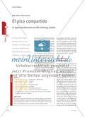 El piso compartido - Im Spanischunterricht eine WG-Erfahrung machen Preview 1