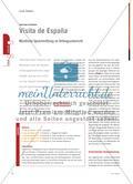 Visita de España - Mündliche Sprachmittlung im Anfangsunterricht Preview 1