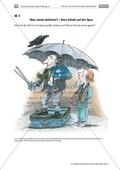 Der Sprachabschneider - Vermutungen zum Inhalt + Kennenlernen des Sprachabschniders + Pauls Vertrag mit Vielolog Preview 1