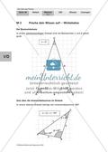 Mathematik_neu, Sekundarstufe I, Größen und Messen, Raum und Form, Winkel, Trigonometrie, größen und messen (s1)