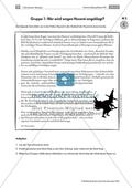 Hexenverfolgung - Gruppenarbeit über die Täter und Opfer Preview 1