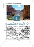 Colorado River vs. Colorado-Plateau - Geologischer Wettstreit zwischen Hebung, Verwitterung, Abtragung und Sedimentation Preview 5