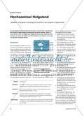 """Hochseeinsel Helgoland - """"Spielball"""" endogener und exogener Dynamik in der jüngeren Erdgeschichte Preview 1"""